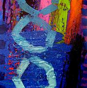 Giclees Art - Jazz Process - Improvisation by John  Nolan