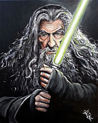 Tom Carlton - Jedi Master Gandalf
