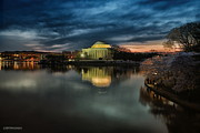 Scott Fracasso - Jefferson Memorial at...