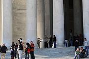 Jefferson Memorial - Washington Dc - 01132 Print by DC Photographer