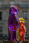 Oleg Koryagin - Jelly family in Paris