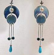 Featured Jewelry - Jelly Fish 2 by Wayne Houston