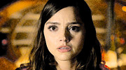 Dr. Who Framed Prints - Jenna-Louise Coleman - The Doctors Companion Framed Print by David Blank