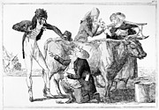 1796 Photos - Jenner: Vaccination, 1796 by Granger