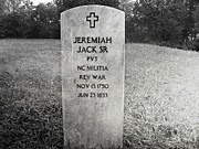 1833 Photos - Jeremiah Jack Sr by Steven  Michael