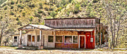 Jerome Arizona - General Store Print by Gregory Dyer