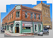 Jerome Arizona - Hotel Conner - 01 Print by Gregory Dyer