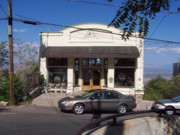 Handcrafted Art - Jerome AZ 1 by Tom Doud