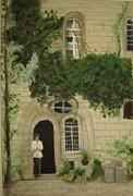 Jerusalem Print by Anavit Lavi