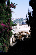 Jerusalem Painting Metal Prints - Jerusalem Beautiful Metal Print by Constance Woods