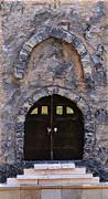 Jerusalem Doorway Print by Robert Handler