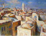 Vadim Makarov - Jerusalem.German church