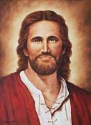 Jesus Christ Print by Bryan Ahn