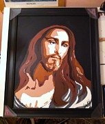 Jesus Art Paintings - Jesus is Here by Lisa Martin