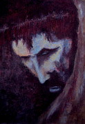 Jesus Art Paintings - Jesus by Raji Chacko
