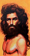 Son Paintings - Jesus by Shirl Theis