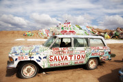 Salvation Originals - Jesus Wagon by Hugh Smith