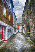 Chris Thaxter - Jetty Street Mevagissey