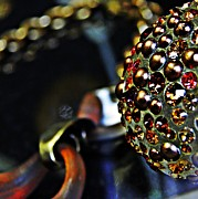 Precious Metal Art - Jeweled by Sarah Loft
