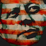 Jfk Paintings - Jfk by Paul Lovering