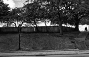 Jacksonville Prints - JFK The Grassy Knoll 1963 Print by William Jones