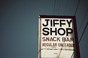 Snack Bar Art - Jiffy Shop by Brandon Addis