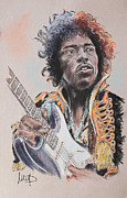 Blues Originals - Jimi Hendrix by Melanie D