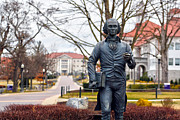 James Madison Prints - Jmu Print by Mitch Cat