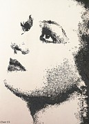 Film Look Prints - Joan Crawford Print by Cherise Foster