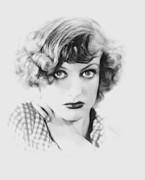 Stefan Kuhn - Joan Crawford Pencil