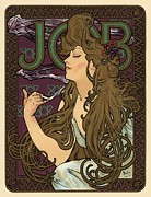 1900 Digital Art Prints - Job Print by Sanely Great