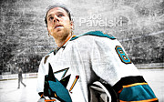 Joe Photos - Joe Pavelski Poster by Sanely Great