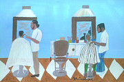 Michael Chatman - Joes Barber Shop