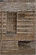 John 14 3 Print by Michelle Greene Wheeler