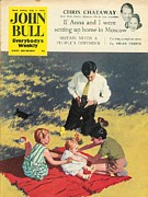 Featured Prints - John Bull 1950s Uk Babies Cameras Print by The Advertising Archives