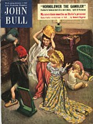 Featured Art - John Bull 1950s Uk Dressing Up Fancy by The Advertising Archives