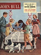 John Bull 1950s Uk Father�s Day Print by The Advertising Archives
