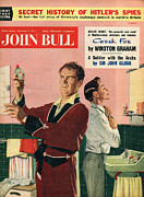 Featured Art - John Bull 1957 1950s Uk Fathers Sons by The Advertising Archives