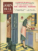 Featured Art - John Bull 1959 1950s Uk Cooking by The Advertising Archives