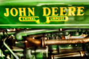Machinery Art - John Deere by Bill  Wakeley