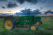 Rhythm And Blues Art - John Deere Classics by Matt Dobson