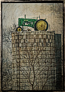 Paul Freidlund - John Deere Parking Only