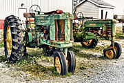 Kelly Reber - John Deere Past