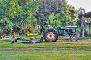 Lowcountry Prints - John Deere - Work Day Print by Scott Hansen