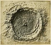 Getty Research Institute - John Herschels Moon Crater C.1850s