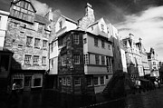 Edinburgh Art - John Knox House on the Royal Mile edinburgh scotland by Joe Fox