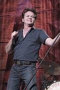Farm Aid Prints - John Mellencamp Print by Front Row  Photographs