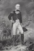 Alonzo Posters - John Stark 1728-1822. American General Poster by Ken Welsh