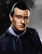 Robert Wheater - John Wayne in Stagecoach