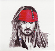 Martin Howard - Johnny Depp as Jack...